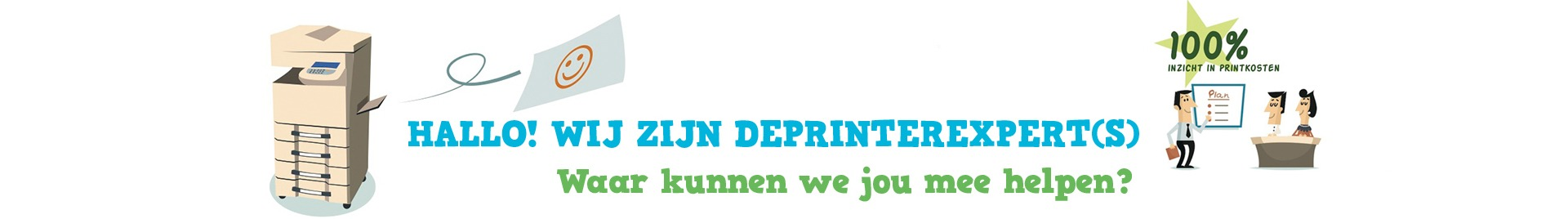 Over ons dePrinterexpert