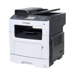 Lexmark xm1140 - DePrinterexpert