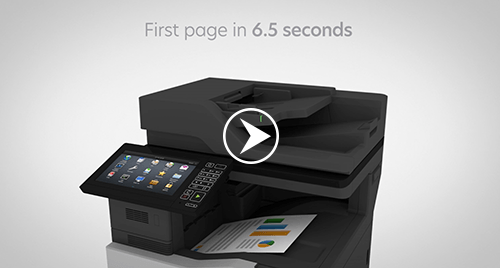 productvideo Lexmark printers
