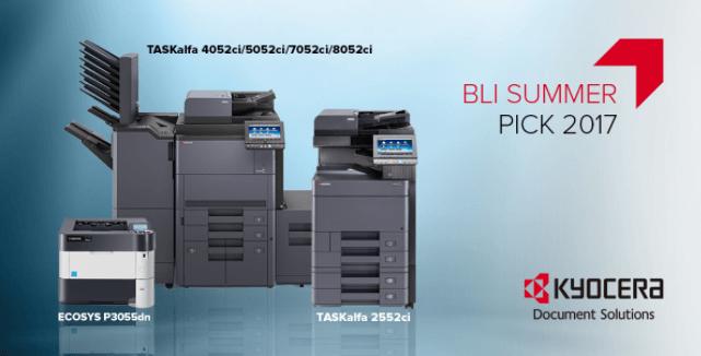 prijswinnende KYOCERA printers