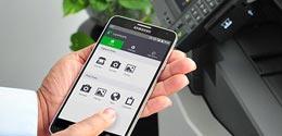 Lexmark printers mobiel printen