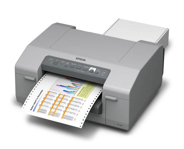 Epson ColorWorks C831 kleuren labelprinter