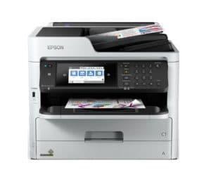 De beste printer voor thuis: Epson Work Force Pro WF-C5790DWF