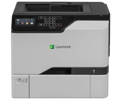 Lexmark CS728de DePrinterexpert